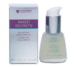 Регулирующий концентрат для комбинированной кожи лица Balancing Skin Complex от Janssen Cosmeceutical