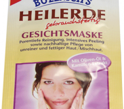 "Маска для лица ""Целебная глина"" от BULLRICHS Heilerde"