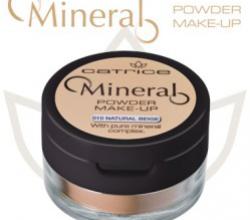 Минеральная пудра Mineral podwer make-up от Catrice