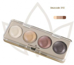 Тени для век SOFT EYESHADOW QUARTET от CATRICE