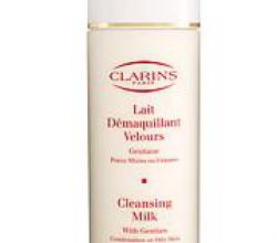 Очищающее молочко с экстрактом горечавки для комбинированной или жирной кожи от Clarins