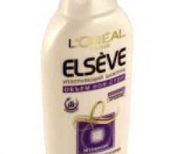 Шампунь-объем для волос Elseve от L'Oreal