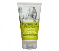 Натуральный органический крем для тела питательный от Organic People