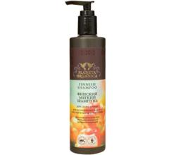 Мягкий финский шампунь для бани и сауны для ослабленных волос и чувствительной кожи головы от Planeta Organica