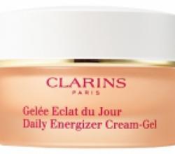 Крем-гель для сияния кожи от Clarins