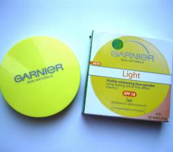Пудра от Garnier
