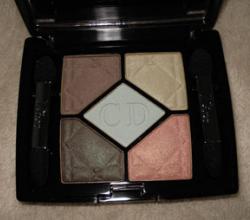 Тени для век 5 Color Shadow #390 Mystic Jade от Dior