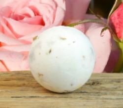 Королевский розовый шар для ванн от Stenders
