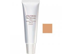 Увлажняющее средство с тоном и защитой Skincare Tinted Moisture Protection SPF20 от Shiseido