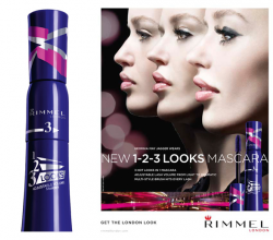 Тушь для ресниц London 1-2-3 Looks от Rimmel