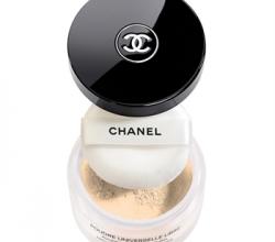 Рассыпчатая пудра натуральный макияж Poudre Universelle Libre (оттенок № 25 Peche Clair) от Chanel