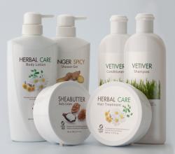 Шампунь и кондиционер для нормальных и склонных к жирности волос Vetiver от Easy SPA