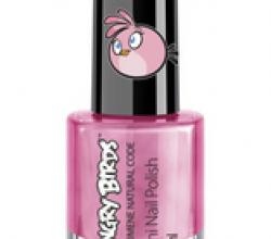Лак для ногтей Natural Code Angry Birds (оттенок № 52) от Lumene