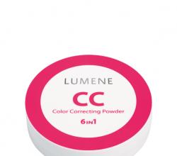 """Компактная пудра СС """"Абсолютное совершенство"""" (оттенок Light/Medium) от Lumene"""