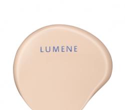 Матирующая крем-пудра SPF 15 (оттенок № 20 Медовый бежевый) от Lumene