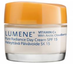 Восстанавливающий дневной крем для лица Vitamin C+ SPF 15 от Lumene