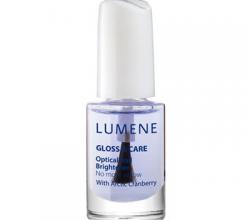 Осветлитель для ногтей Gloss & Care от Lumene