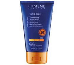 Солнцезащитный крем Sun & Care Sun Cream 30 SPF от Lumene