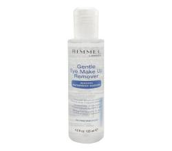 Жидкость для снятия макияжа с глаз Gentle Eye Make Up Remover от Rimmel