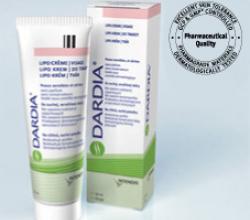 Липокрем Dardia для чувствительной кожи