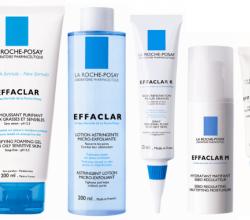 Серия для проблемной кожи Effaclar от La Roshe Posay