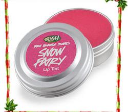 "Бальзам для губ ""Snow Fairy"" от Lush"