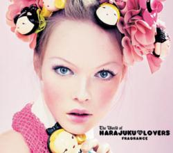 "Ароматы ""Harajuku Lovers"" от Gwen Stefani"