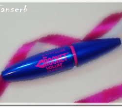 Тушь для ресниц Volum Express The Rocket от Maybelline