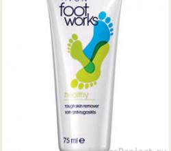 Средство для смягчения огрубевшей кожи ног от Avon