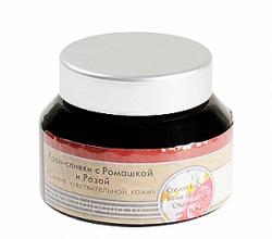Крем-сливки для лица с Ромашкой и Розой от D'Alpana