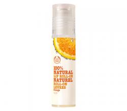 Роликовый бальзам для губ «Апельсин» от The Body Shop