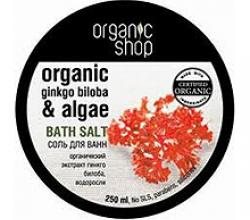"""Соль для ванны """"Коралловые водоросли"""" от Organic Shop"""