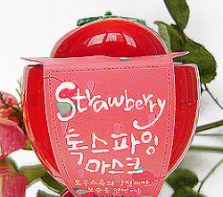 Очищающая маска «Strawberry Toxifying Mask» от Baviphat