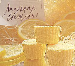 Бурлящие шарики для маникюра «Лимонная свежесть» от Мыловаров