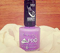Лак для ногтей «Lycra Pro» (оттенок Ultra Violet) от Rimmel