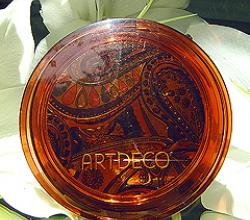Бронзирующая пудра с эффектом мерцания «Bronzing Glow Powder» от Artdeco