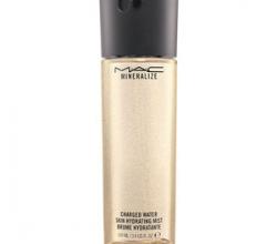 Увлажняющий спрей для лица, обогащенный минералами Mineralize Charged Water от MAC