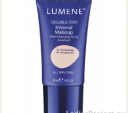 Устойчивый тональный крем с минералами Double Stay от Lumene