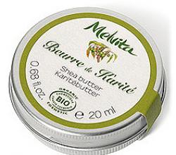 Масло карите для лица и тела от Melvita