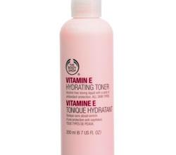 Увлажняющий тоник «Витамин Е» от The Body Shop