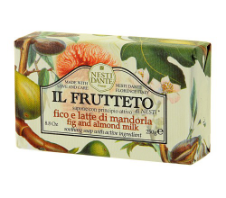 Мыло IL FRUTETTO Fig and Almond Milk от Nesti Dante