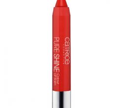Цветной бальзам для губ Pure Shine Color Lip Balm (оттенок № 070 Don't Red il) от Catrice