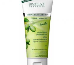 Интенсивный увлажняющий крем для всей семьи против сухости кожи 24 часа Family от Eveline