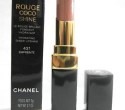 Увлажняющая помада с блеском Rouge Coco Shine (оттенок № 437) от Chanel