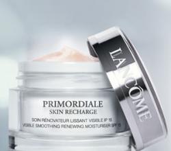 Антивозрастной дневной крем Primordiale Skin Recharge SPF15 от Lancome