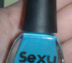 Лак для ногтей Sexy Feet (оттенок № 1414) от Divage
