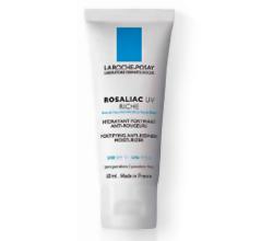 Увлажняющий крем для сухой кожи, склонной к покраснениям от La Roche Posay