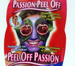 "Отшелушивающая маска-пленка Peel Off Passion ""Гранат и Страстоцвет"" от Montagne Jeunesse"