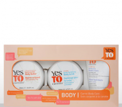 Набор для ухода за телом (Limited Edition Bodycare Kit) от Yes To Carrots