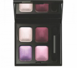 Компактные тени для век Compact Eye Shadow Quattro «Look Fatal» от Cherie ma Cherie